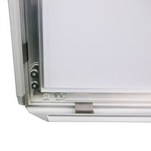 OEM ODM 앞 Open PVC Board Snap Frame <span class=keywords><strong>알루미늄</strong></span> 프로필 포스터 Frame HS-K6