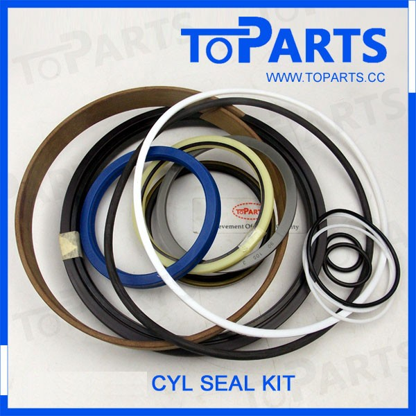 Wa250-3 Wheel Loader 707-99-43110 Lift Seal Kit Hydraulic Cylinder ...