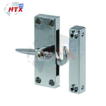 Rectangular Columnar Cnc Interior Door Latch Lock Hardware For