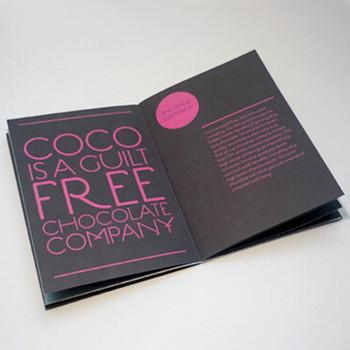 luxury cosmetic brochure booklet design printing buy brochure