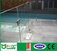 Durable Canada Outdoor Temporary Pool Fences Sydney Style