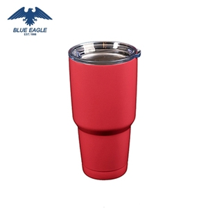 double wall insulated vacuum stainless steel tumbler 30oz manufacturer