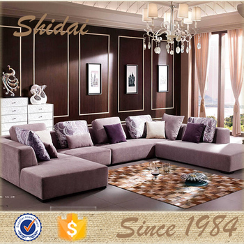 Chinese Sofa Set Sets Style Design Fabric G197 Re
