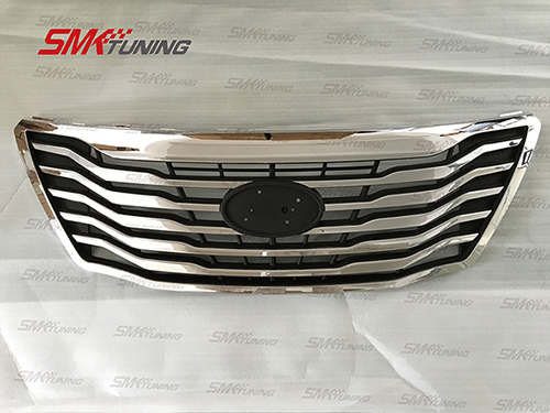 STAREX GRILLE FOR 2014-2016 HYUNDAI H1 FRONT BUMPER,REAR BUMPER ,DOOR PLATE,DRL,GRILLE
