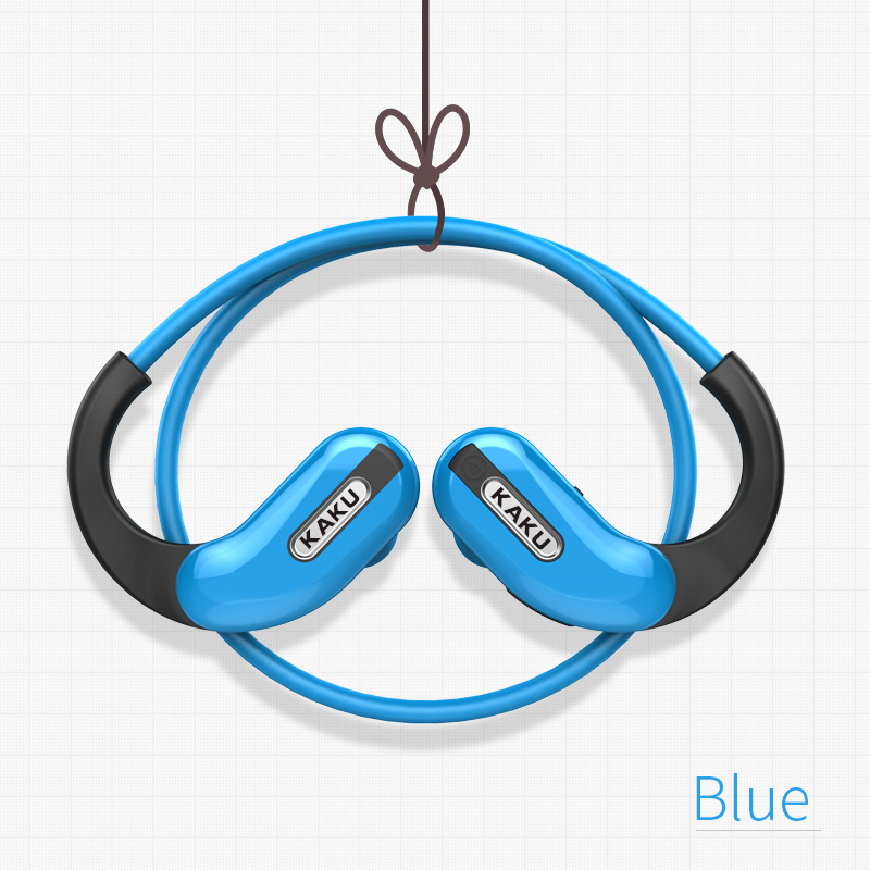 KAKU Double ear Wireless Bluetooth Earphone True Wireless Technology Sport Earphone For iphone for Samsung