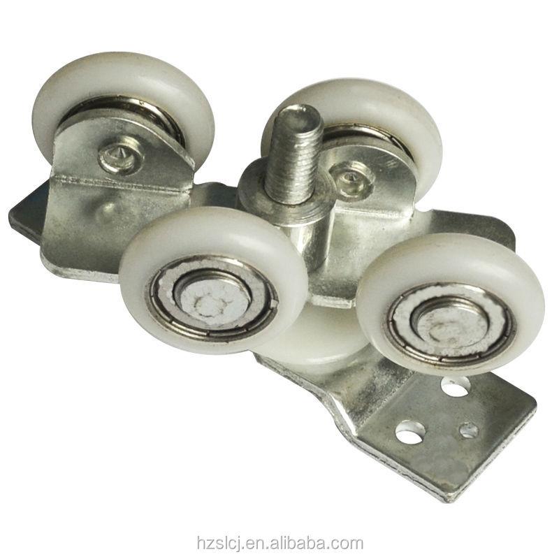 Cabinet Sliding Door Nylon Roller Bearing Chrome Plated Finish   Buy  Cabinet Door Roller,Nylon Roller Bearing,Cabinet Sliding Door Roller  Product On ...