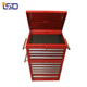 Wholesale custom OEM professional steel heavy duty storage craftsman tool box roller cabinet