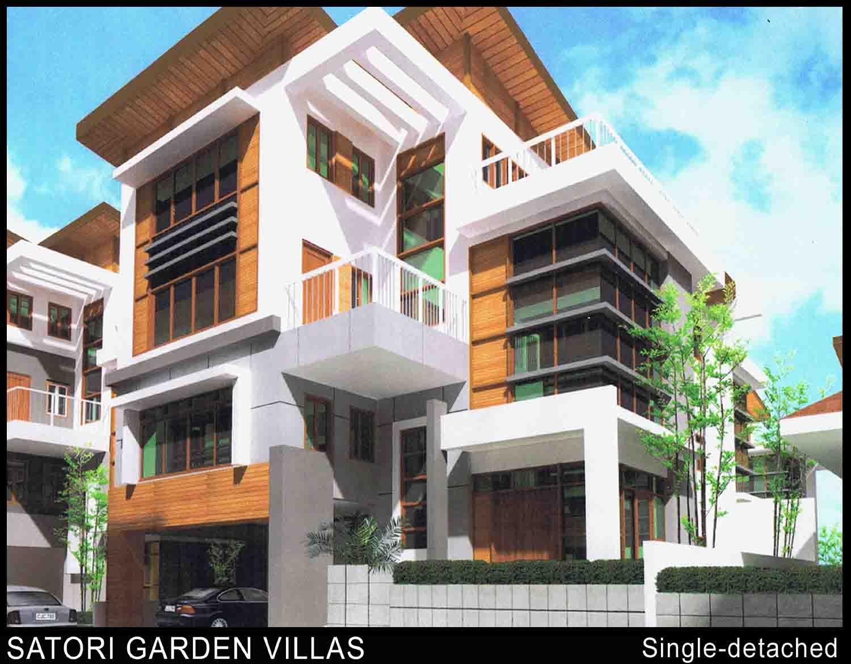 Satori Garden Villas - Buy House For Sale Product on Alibaba.com