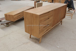 High Quality Australian Corner Pine Tv Cabinet Wooden Material