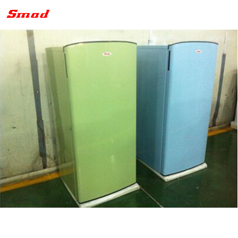 National Color Custom Single Door Fridge Used For Home