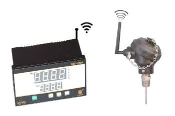 Remote Wifi Wireless Autoclave Temperature Pressure Sensor