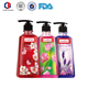 Brand names ingredients formula dry hand wash hand liquid soap gel