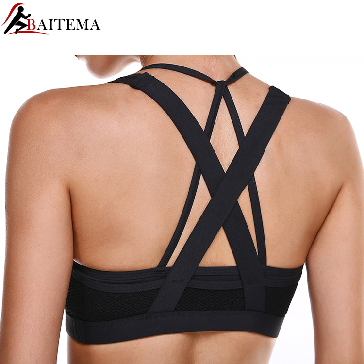 b5a0fd364b Chinese Stylish Yoga Sports Girl Tube Sexy Bra Comfortable Athletic Sports  Bra