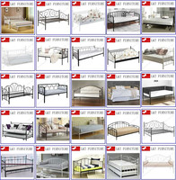 Customized High Quality Product Metal Full Size Bunk Bed/steel ...