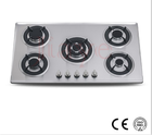JY-S5008 Excellent fashion design and low price gas stove 5 burner/table top gas cooker/gas hob for pakistan