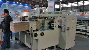 Automatic feeding corrugated cardboard slitter scorer machine