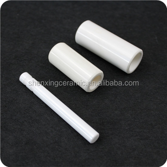 high precision ZrO2 zirconia ceramic piston/ bushing / sleeve / pipe /zirconia tube
