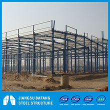 Prefabricated Design Steel Space Frame Building Roofing Shed