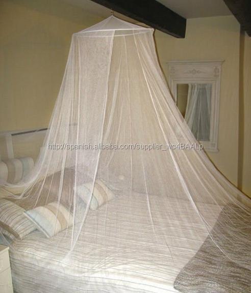 Mosquiteros para cama matrimonial mosquitero para cuna en - Tela para mosquitera ...