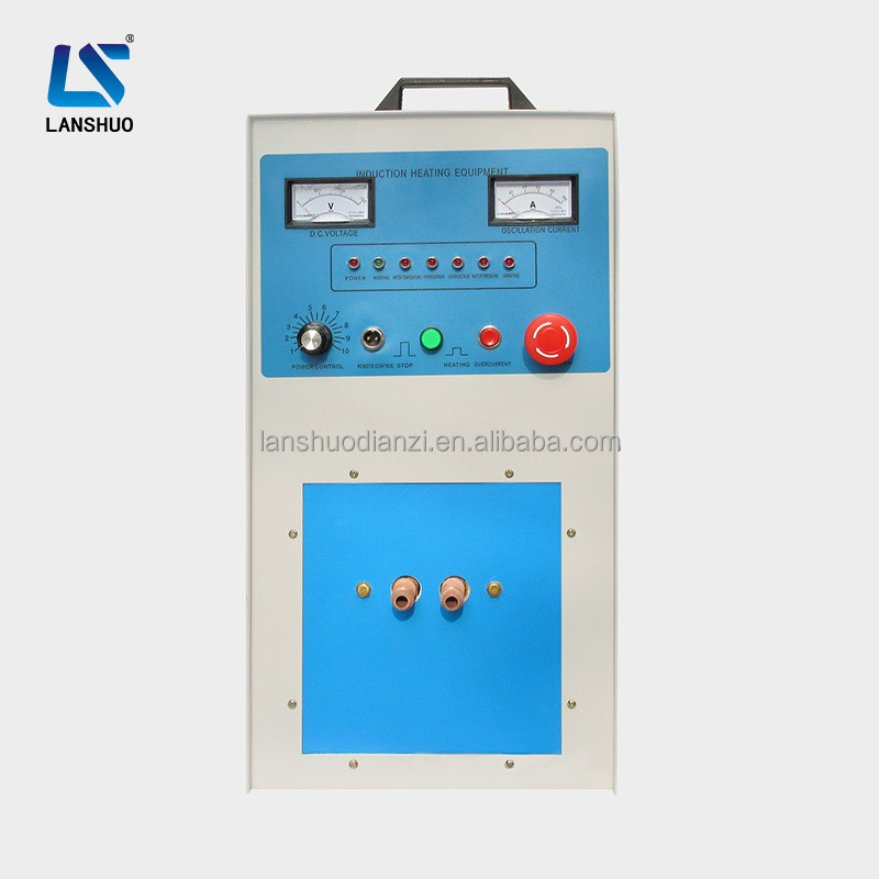 Hot Sale Portable Electric Induction Gold/Silver/Copper Melting Furnace
