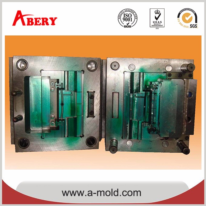 Top Quality Custom Plastic Injection Mold For Plastic Cellphone Case Maker