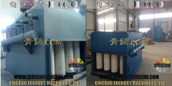 Latest Cartridge Dust Removal Equipment Cyclone Ash