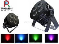 RGBWYU 6in1 Indoor Mini LED Par Can 36 stage Light