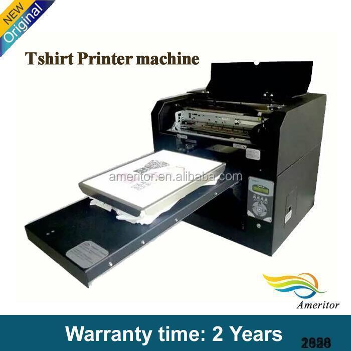 Flatbed Printer Desktop T Shirt Digital Textile Printing Machine,Machine  For Small Business Print - Buy Digital Printing Machine,Digital Textile