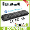 Italian Layout Wireless Keyboard With Fly Mouse for Set Top Box