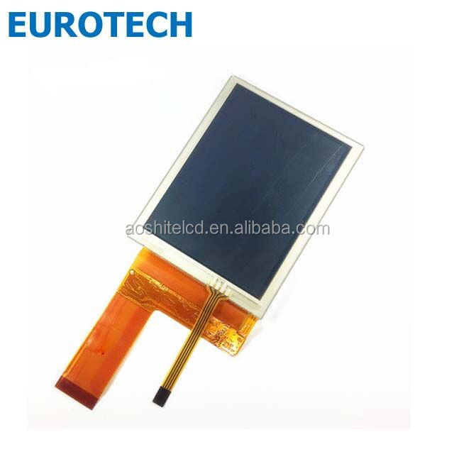 3.8 polegada Transflective white LED backlight LCD LQ038Q7DB03R