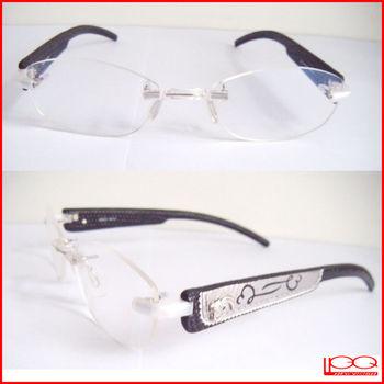 Changeable Glasses Frame : Changeable Temple Eyeglasses Frame Optical Frames - Buy ...