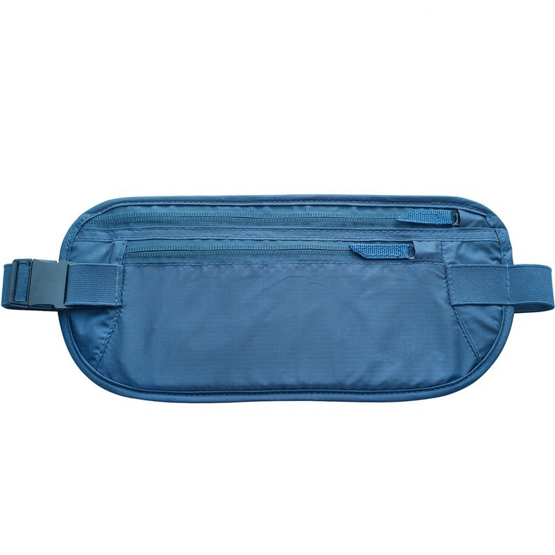 Popular Travel Money Belt/secure Waist Pouch/ Passport Holder ...