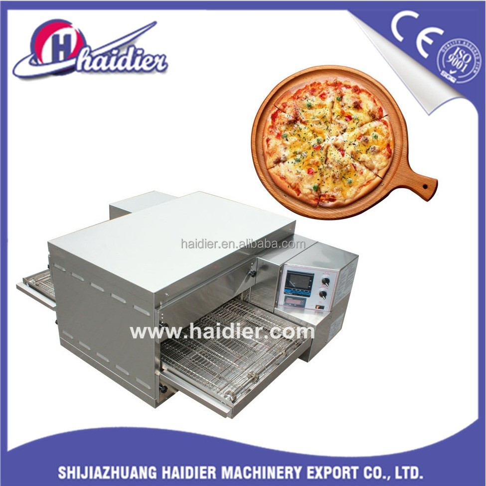 Large Baking Space Pizza Oven Electric Conveyor blet