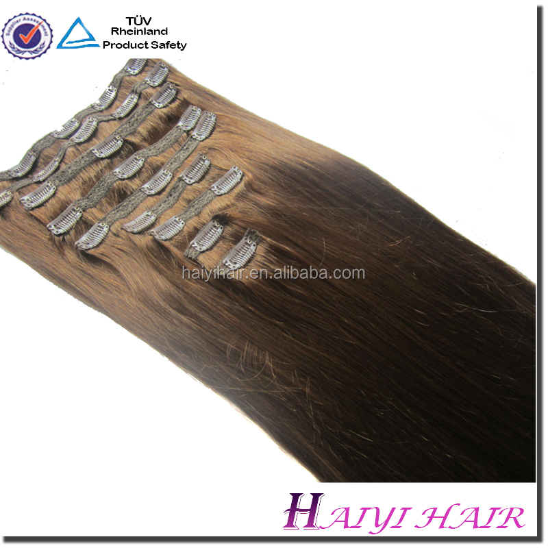 Wholesale Alibaba Remy Virgin Hair malaysian clip in hair extensions for black woman