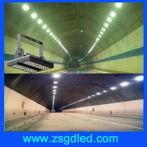 20000 Lumen Daya Tinggi Modular Banjir 140 W 50 W 100 W 200 W 300 W LED Tunnel Light