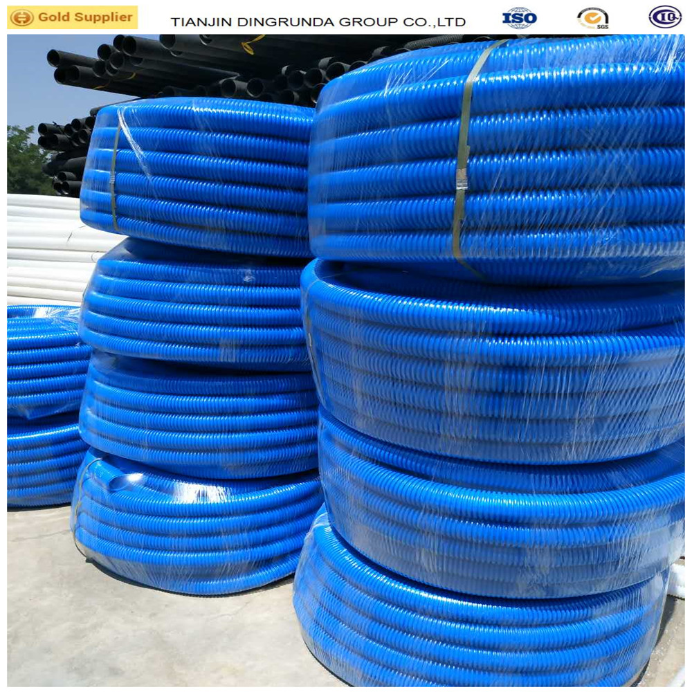 China Pe Cable Pipe Manufacturers And Suppliers Conduit Electrical Wire Mainland Conduits On
