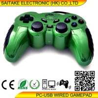 2.4G Wireless gamepad for laptopon pc platform support XBOX360 games