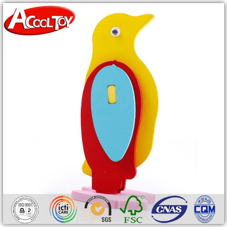 alibaba europe germany 3D puzzle wooden singing bird toy