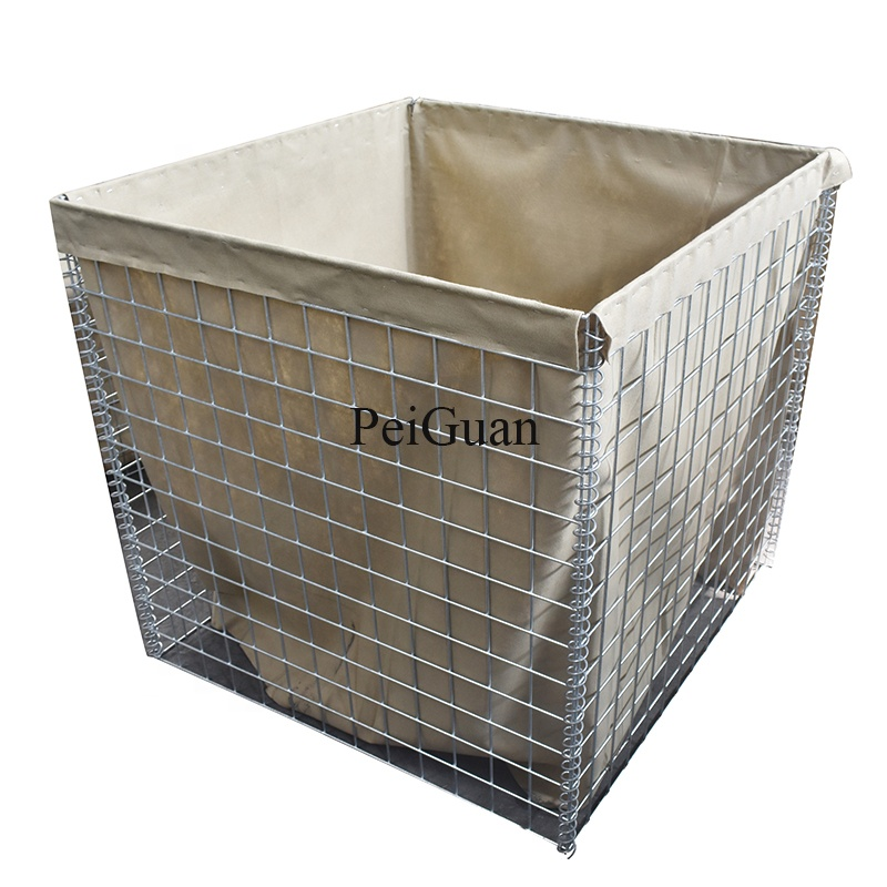 military camp security hesco bastion barriers mil 2 wholesale prices