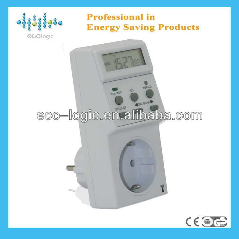 Universal Aquarium Led Dimmer Timer Switch For Security From Dongguan Electronic Countdown Mini