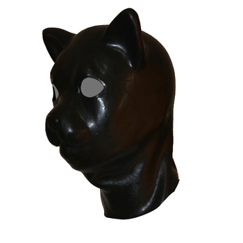 Opinion fetish hood leather mask rubber excited too