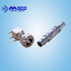 Push-Pull type micro coaxial connector FFA/EPS.00.250