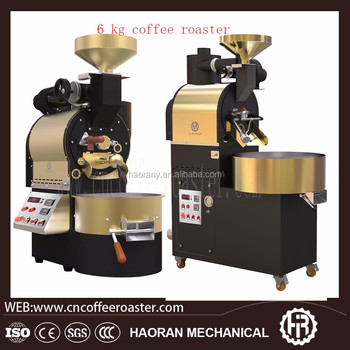 factory directly sale 6kg coffee roasting machine