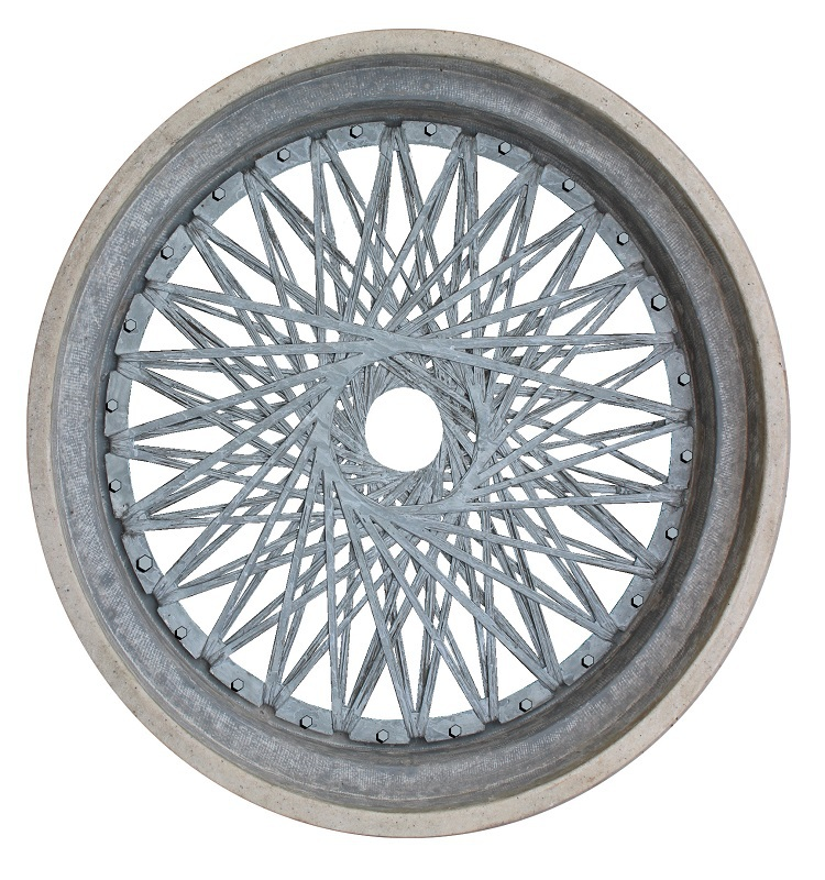 Driveway Manhole Cover With Frame D400