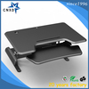 Chinese manufacture top quality standing desk with keyboard tray