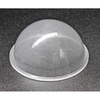 Round Pc Plastic Ceiling Light Covers