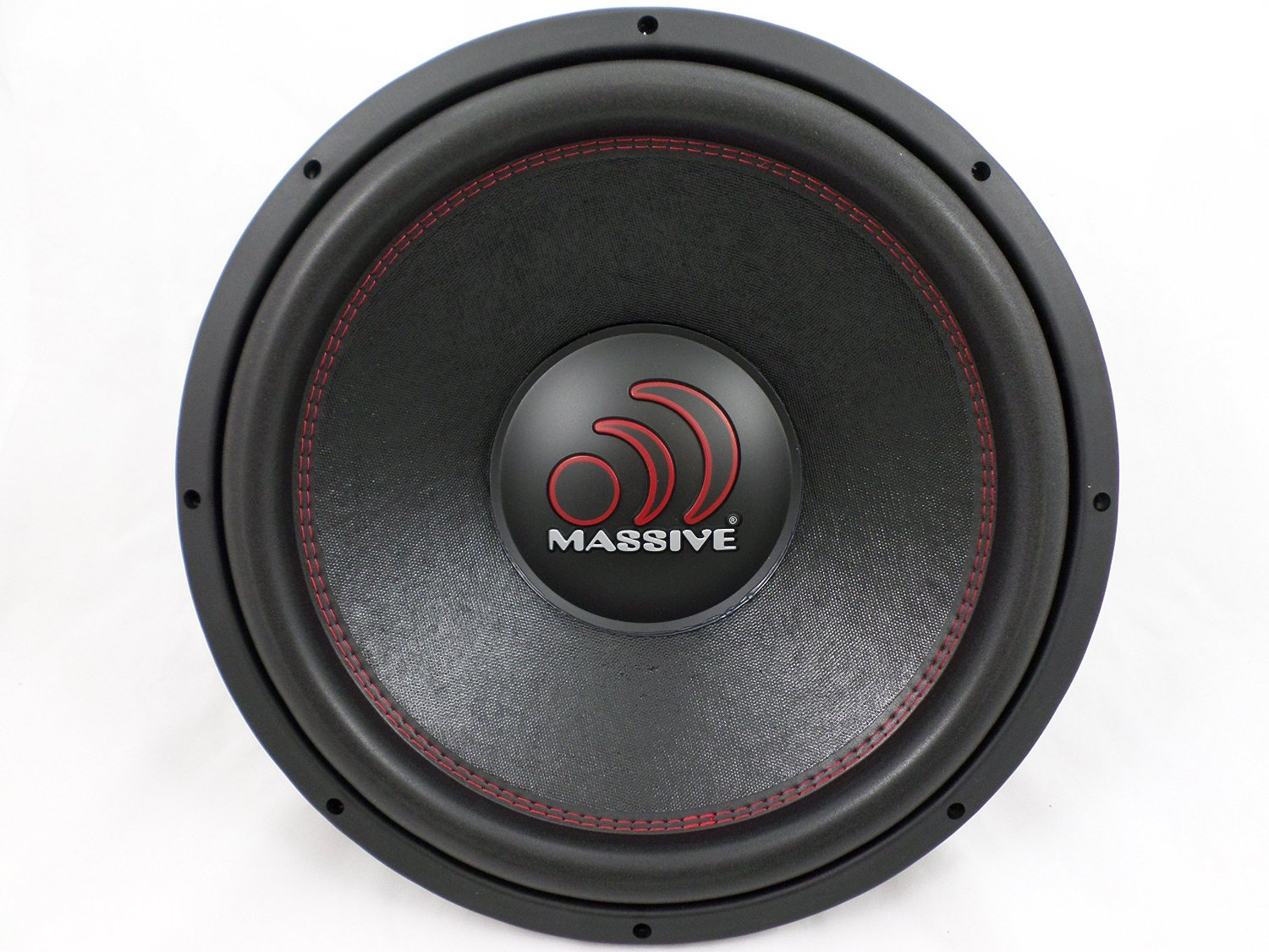 Massive Audio GTX154 15 inch Subwoofer - GTX Series 1400 Watt Subwoofer that Works Great as Competition Subwoofer! Dual 4 Ohm, 2.5 inch Voice Coil. Sold Individually.