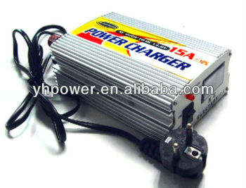10 Amp 12v Output Car Battery Charger