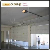 Daylighting Function Aluminum Glass Garage Door Prices