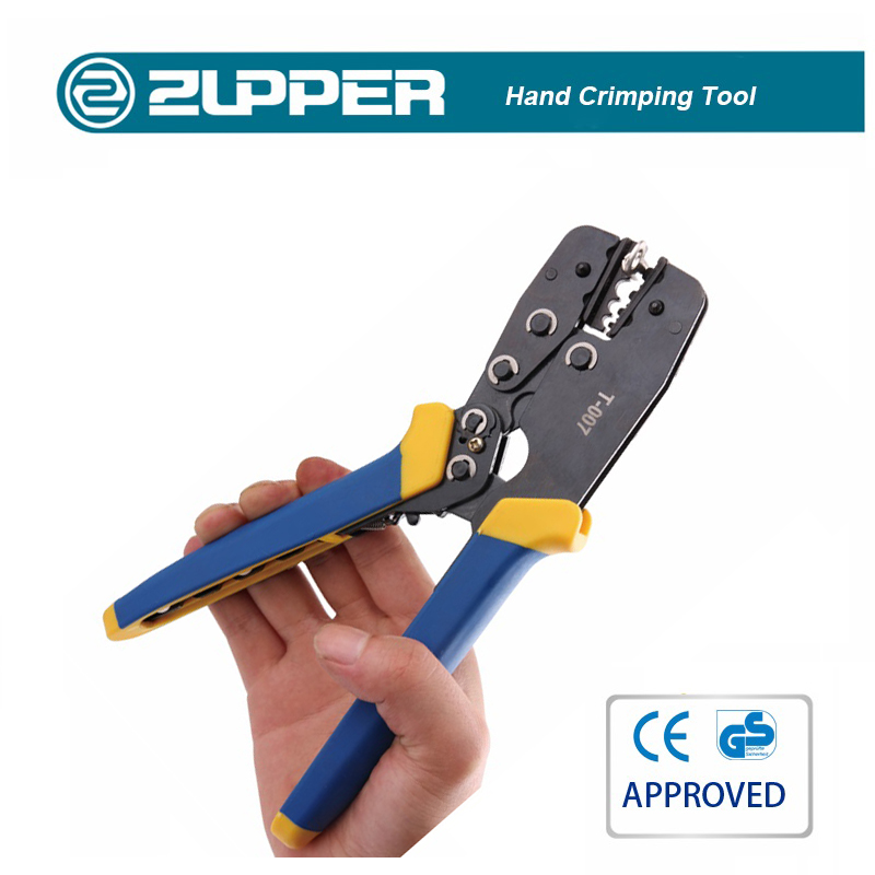 Zupper T-007 Hydraulic Press Cable Hand Cable Lug Crimping Tools